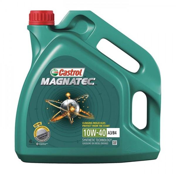 Castrol Magnatec 4lt 10w40 λιπαντικό