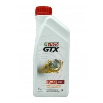Castrol GTX 1lt 15W40 Λιπαντικό