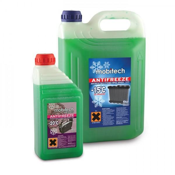 Mobitech Antifreeze 4lt -15' C αντιψυκτικό