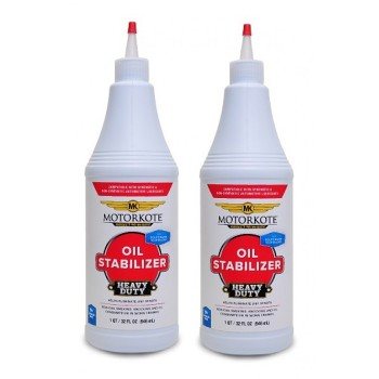 Motorkote Heavy Duty 946ml Oil Stabilizer Ενισχυτικό Λίπανσης