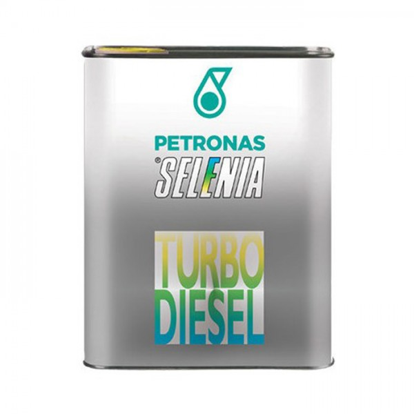 Selenia Turbo Diesel 2lt 10w40 λιπαντικό
