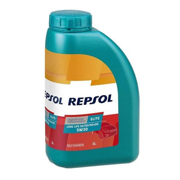 Repsol Elite L.L 1lt 5w30 λιπαντικό