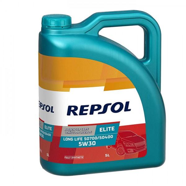 Repsol Elite L.L 5lt 5w30 λιπαντικό