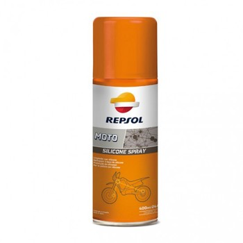 Repsol Moto Silicone Spray 400ml σπρέι αλυσίδας