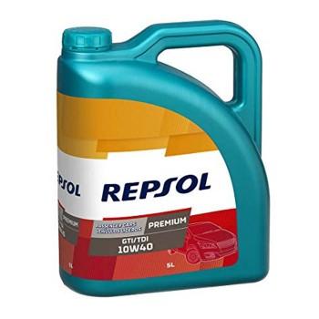 Repsol Premium GTI/TDI 4lt 10w40 λιπαντικό