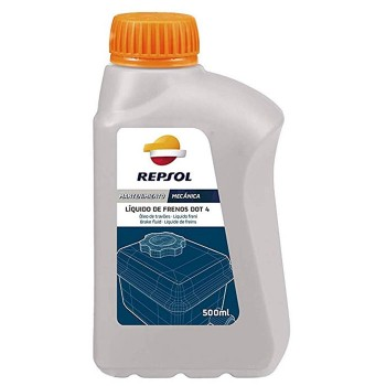 REPSOL DOT 4  0.5 ml υγρό φρένων