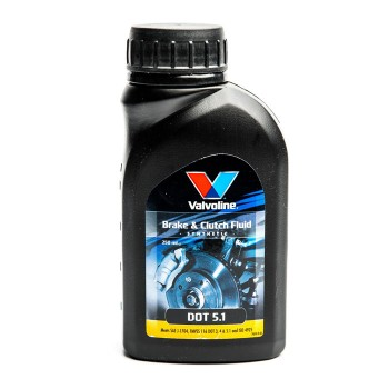 Valvoline Fluid Dot 5,1 υγρό φρένων