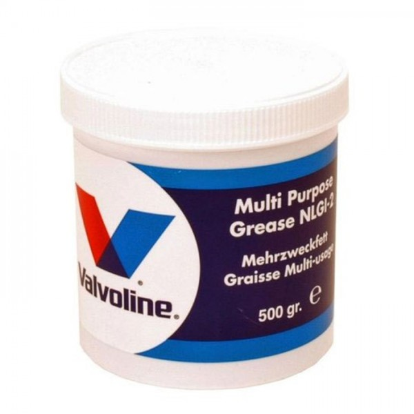 Valvoline Multi Purpose Grease 0,5kg γράσο λιθίου
