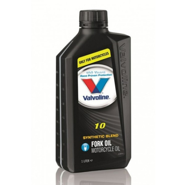 Valvoline Synpower Fork Oil 1lt 10w λιπαντικό