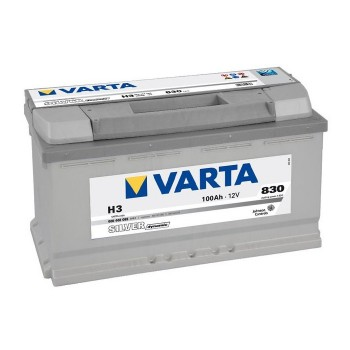 Varta H3 100AH μπαταρία